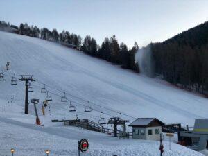 stretta vicinanza alle piste da sci